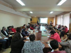 """Seminarul cu tematica ,,Sistemul de achiziţii publice în Republica Moldova în contextul noilor prevederi legislative"""""""