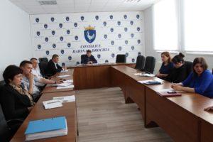 Ședința Comisiei raionale pentru combaterea traficului de ființe umane