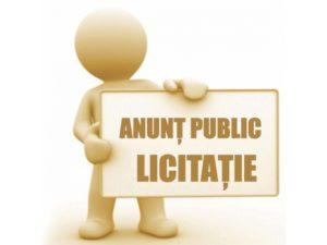 Anunț de participare la procedura de achiziție publică tip LICITAȚIE PUBLICĂ nr.  18/01760 din 02.05.2018