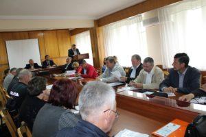 Ședinţa comună de lucru cu primarii unităţilor administrativ-teritoriale