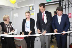 Deschiderea oficială a Laboratorului Inovativ FABLAB.