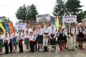 """Festivalului Dansului și Cîntecului folcloric """"Hangul de la Sofia"""" ediția a- II -a"""