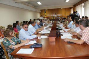 Şedinţa ordinară a Consiliului raional Drochia
