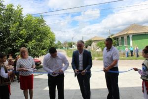 Inaugurarea Oficiului Medicului de Familie