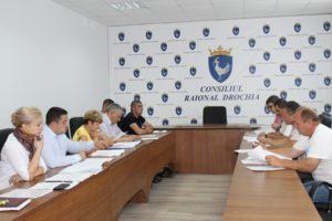 Şedința comisiilor consultative