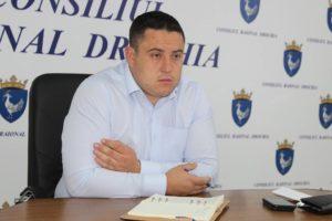 Ședința de lucru cu reprezentanții subdiviziunilor subordonate Consiliului raional Drochia.