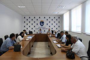 Ședința de lucru din 14 August 2018 cu Ion Dascal