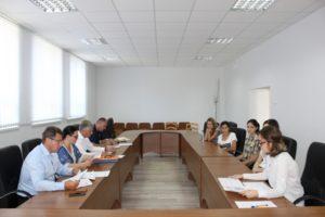 Ședința Post – Forum a Consiliului raional al Tinerilor Drochia