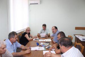 ȘedinţaComisiei pentru aprecierea nivelului de pregătire a instituțiilor de învățământ preuniversitar