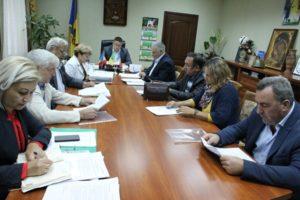 Ședințele Comisiilor consultative de specialitate