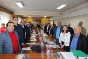 Ședința ordinară din 27 septembrie 2018 a Consiliului raional Drochia