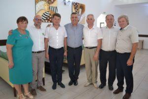 Desfășurarea activităților de cooperare externă, în scopul extinderii perspectivelor locale!