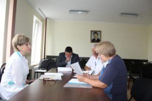 Ion Dascal pune pe buna funcționare a instituțiilor medico-sanitare publice din raion și prestarea serviciilor de calitate a cetățenilor!