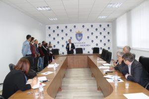 Întîlnirea lunară a cetățenilor din r. Drochia, cu deputatul Corneliu Padnevici, în Parlamentul Republicii Moldova