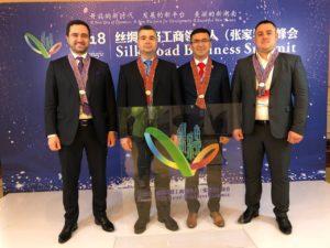 Președintele raionului Drochia, Ion Dascal, actualmente, se află într-o vizită de lucru în orașul Zhangjiajie!