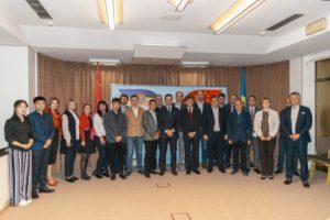 Președintele raionului Drochia, Ion Dascal,s-a reîntors din orașul Zhangjiajie