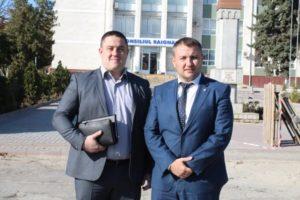 MinistrulAgriculturii, Dezvoltării Regionale și Mediului,Nicolae Ciubuc, în vizită de lucru în raionul Drochia