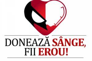 """""""Campania de donare a sângelui"""""""