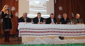 Adunarea satului la Mândâc