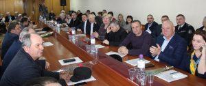 Şedinţa de primăvară a Consiliului raional Drochia