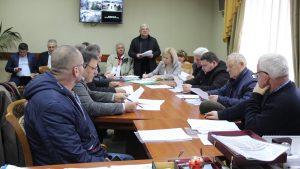 Convocarea comisiilor consultative de specialitate