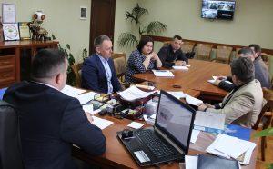 La Drochia a fost dat startul şedinţelor de lucru pentru constituirea paşaportul investiţional al raionului