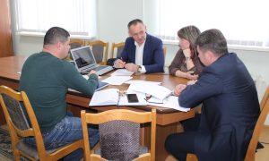 La Drochia continuă elaborarea paşaportului investiţional al raionului