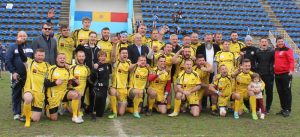 Președintele raionaului Drochia Ion Dascal a participat la Campionatul European de Rugby, desfășurat la Drochia