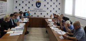 Examinarea comisiilor a proiectului de decizii