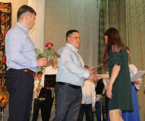 Funcționarii publici de la Drochia și-au marcat ziua profesională