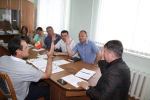 Ședința Comisiei de recrutare-încorporare a raionului Drochia