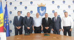 Acord de Cooperare între raionul Drochia şi judeţul Neamţ
