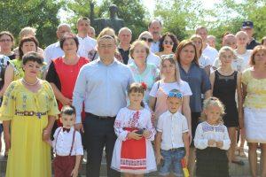 Omagiu celor care au luptat pentru revenirea la limba română