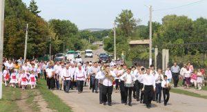 Satul Mândâc cu tradiţii moldoveneşti