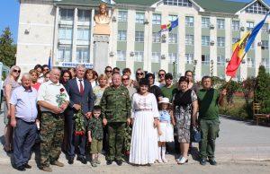Ziua Independenţei marcată la Drochia