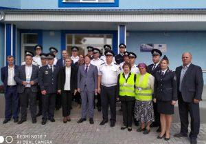 Un nou sediu modernizat pentru poliţişti