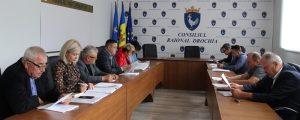 Comisiile consultative de specialitate au examinat proiectul de decizii