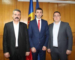 La 25 noiembrie 2019 s-a desfăşurat şedinţa extraordinară a Consiliului raional Drochia