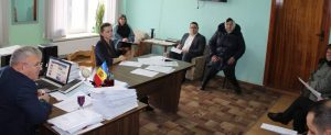 Şedința comisiei raionale pentru protecția copilului aflat în dificultate