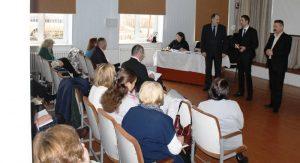 Şedinţa Consiliului de Administrație din cadrul Direcției Educație a CR Drochia