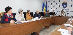 Şedința serviciilor desconcentrate în teritoriul raionului Drochia