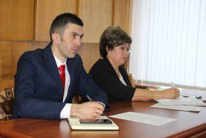 Şedinţa de lucru cu primarii unităţilor administrativ-teritoriale de nivelul unu şi serviciile desconcentrate și descentralizate din teritoriul raionului Drochia