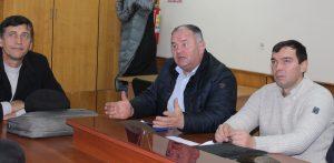 Atelier de capacitate cu primarii raionului Drochia
