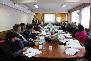 Instruirea reprezentanților autorităților administrației publice locale de nivelul I și II din raionul Drochia