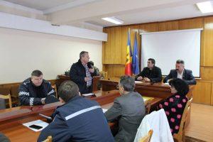 ȘEDINȚA EXTRAORDINARĂ A COMISIEI PENTRU SITUAȚII EXCEPȚIONALE A RAIONULUI DROCHIA