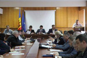 Ședința Comisiei pentru Situații Excepționale a raionului potrivit dispoziției nr. 1 din 11.03.2020