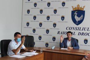 Ședința Comisiei Raionale privind organizarea transportului rutier de persoane prin servicii regulate