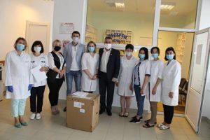 Protecția sănătății publice și accesul la serviciile medicale de calitate sunt prioritățile conducerii raionului Drochia