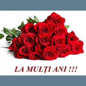 Mesaj de felicitare!
