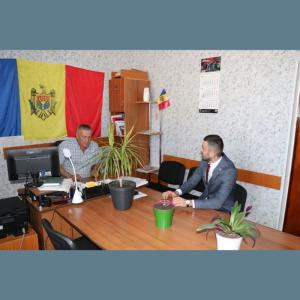 În după amiaza zilei de astăzi, 23.09.2020, Președintele raionului Drochia, Alexei VASILEAN, a întreprins o vizită de lucru în satele Popeștii de Sus și Popeștii de Jos